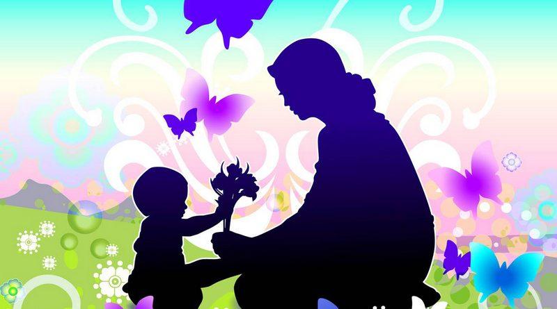 Sirsnīgi sveicam Mātes dienā!
