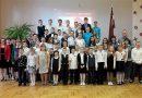 """Patriotu nedēļa Silenes pamatskolā  noslēdzās ar literāri muzikālo uzvedumu  """"Mīļai, skaistai Latvijai 99. gadadienā"""""""