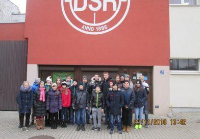 Ekskursija uz Daugavpils skrošu rūpnīcu