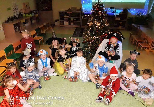 Ziemassvētki pirmsskolas grupā
